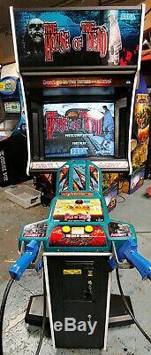 La Maison Des Morts Pleine Grandeur Arcade Jeu De Tir! The Walking Dead Shooter