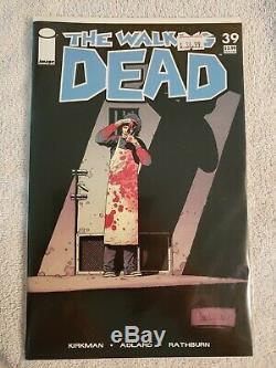 La Série Complète Walking Dead # 25-193 Toutes Les Clés Et 1er Prints 169 Numéro Terme