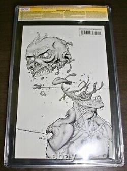 La Série De Signatures Walking Dead #52 De La Ccg