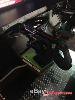 Le Jeu D'arcade Walking Dead De Raw Thrills Light Use