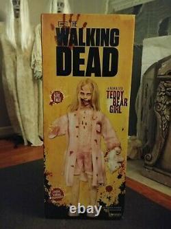 Le Walking Dead 4 Pieds. Animé Teddy Bear Girl Walker Spirit Halloween W Video