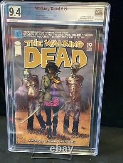 Les Morts Walking #19 Gradé 9.4 Premier Michonne