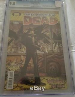 Les Numéros 1 À 30 De Walking Dead Comics Et Tous Notés Cgc 9,8