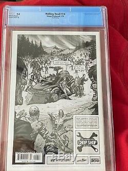 Les Plus Rares Morts-vivants Comic Dans Le Monde # 116 Rare 3 Imprimer Cgc 9.8 Nouveau Dalle