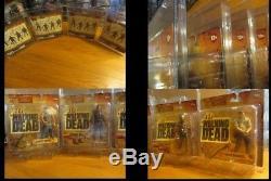 Mcfarlane Les Chiffres D'action De La Série Walking Morte 1-9 Complete Collection