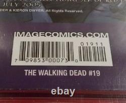 Mort À Pied # 19 Cgc 9,4 1ère App Michonne Zombie Bondage Key Rare 2005 Image