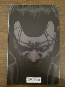 Negan Vies # 1 Lot Image Walking Dead Or X 1 Argent X 2 X 10 A Couverture