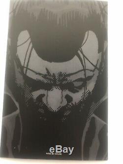 Negan Vies # 1 Rouge Feuille Variante Employé Nm Plus Rares Livre Morts-vivants