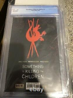 Quelque Chose Tue Les Enfants #11 1ère Impression Cgc 9.8