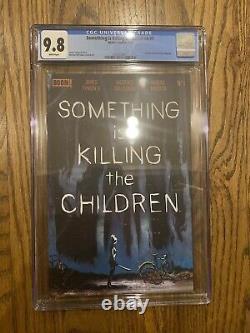 Quelque Chose Tue Les Enfants #1 (boom 2019) 1ère Impression Cgc 9.8