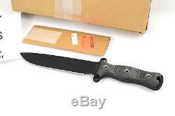 Rare! Authentique Couteau De L'équipe Busse Edition Special Gemini A2 - Daryl Walking Mortel