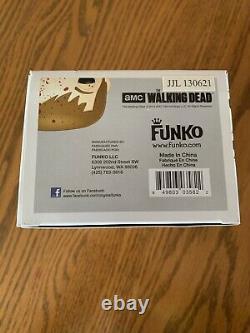 Rare Bloody Daryl Dixon (poncho) Walking Dead Hot Topic Ex #72 Funko Pop