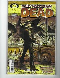 Rare! The Walking Dead # 1 (image) Première Impression Première Impression Nrmt / Menthe Rick Grimes