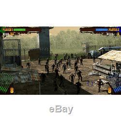Raw Thrills La Machine D'arcade Vidéo Walking Dead
