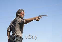Rick Grimes Vigilante La Série Télévisée Walking Dead 25cm Action Figur Mcfarlane