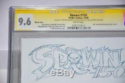 Spawn 150 Cgc 9.6 Série Signature Signature Variante Jim Lee Et Todd Mcfarlane