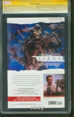 Spawn 223 Cgc Ss 9,8 Todd Mcfarlane Walking Dead 1 Couvrez Le Nouveau Film Jamie Foxx