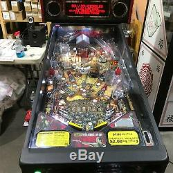 Stern Pinball The Walking Dead Pro Pinball Machine Flipper I-00f8