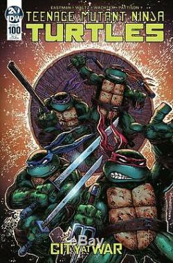 Teenage Mutant Ninja Turtles Tmnt # 100 150 Eastman Et Laird Var Nm Pre-order