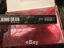 The Dead Dead Saison 1 De La Collection De Cartes À Collectionner Cryptozoic Full Box Unopened Scellé 2011