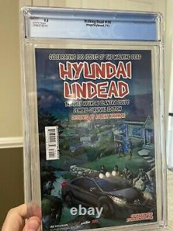 The Walking Dead #100 1st Negan/lucille, Décès De Glenn Cgc 9.8 Negan Cover