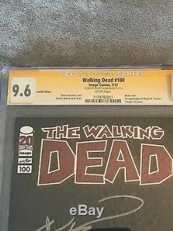 The Walking Dead # 100 Lucile Edition Originale Edition Signée 9.6 Cgc