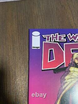 The Walking Dead #10 First Herschel Et Maggie First Print Nm High Grade
