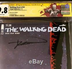 The Walking Dead 193 Sdcc Grand Luxe Set All Finale 9.8 Cgc Ss 193192191 Hot