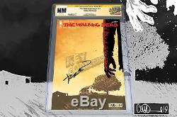 The Walking Dead # 193, Signé Par Robert Kirkman + Le Premier Programme De Cgc Pour Sdcc