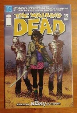 The Walking Dead # 19 1er App De Michonne Image Comics 9.2 Nm- 2005