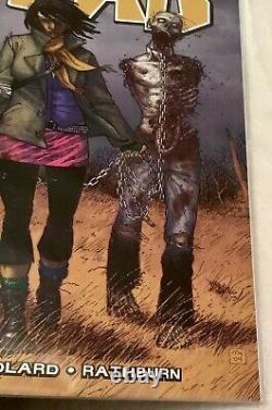 The Walking Dead # 19 1er Apparition De Michonne! 1er Copie D'impression De Haute Qualité Nm