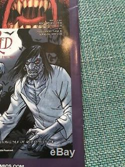 The Walking Dead # 19 2005 1ère Application. Michonne 19 Kirkman 1er Twd Impression