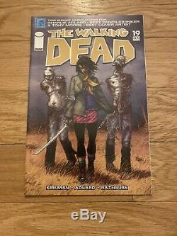 The Walking Dead # 19 Michonne Image Comic Book Kirkman Première Impression