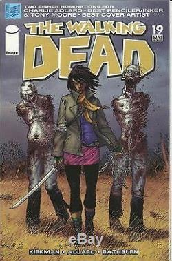The Walking Dead # 19 Première Print- Première Apparition De Michonne (juin 2005, L'image)