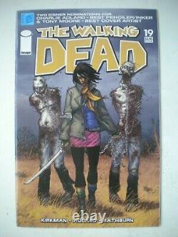 The Walking Dead #19 Vf/nm 1er Michonne ! Grade Élevé