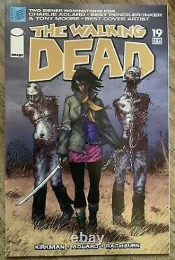 The Walking Dead #19 (image, 2005) 1ère Impression! Vf Ou Mieux