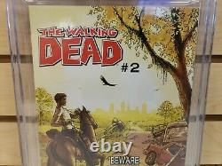 The Walking Dead #1 2003 Image Comics Cgc 9,6