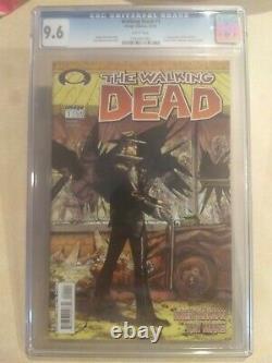 The Walking Dead #1 9.6 Premier Rick Grimes, Morgan Et Duane Première Impression