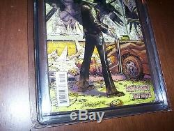 The Walking Dead # 1 Cgc 9.8 Rare Black Label Graal! 10/03 Première Impression