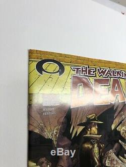 The Walking Dead # 1 Comic (2003, Image) 1er Impression / App De Rick Grimes