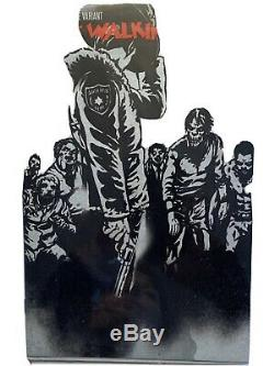 The Walking Dead # 1 Le Dernier Vin Variant Nm Key Collector Cgc Prêt