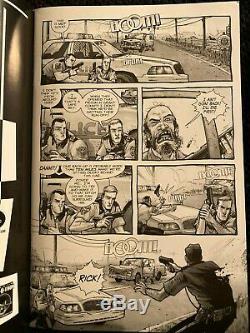 The Walking Dead # 1 Octobre 2003, Image. Voir Les Images Ci-dessous. Touche Livre