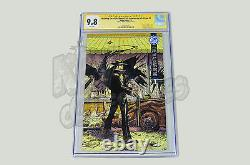 The Walking Dead #1 Skybound 5th Anniversary Cgc Ss 9.8 Signé Par Kirkman