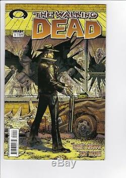 The Walking Dead # 1 (image) Nm! Scan Haute Résolution! Beau Livre! Digne De La Ccég