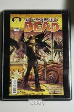 The Walking Dead # 1 (octobre 2003, L'image)