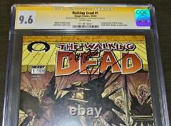 The Walking Dead #1 (série Signature De La Ccg)