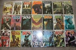 The Walking Dead #2-193 Plus Variantes Image Comics Robert Kirkman First Prints