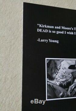 The Walking Dead # 2 2003 Image Comics 1er Impression Nm + Copy Splendide! Cgc IL