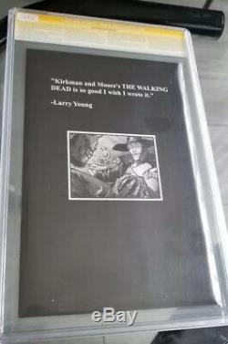 The Walking Dead # 2 9.8 Série Signature De La Ccég