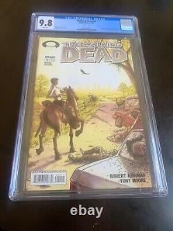 The Walking Dead 2 Cgc 9.8 Image Comics Première Apparance De Glenn Lori Et Carl